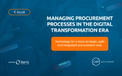 Managing procurement processes in the digital transformation era