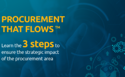 Procurement that Flows™: learn the 3 steps to ensure the strategic impact of the procurement area