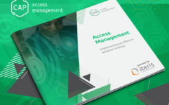 Access Management: Implementing an effective adoption strategy